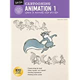 Cartooning: Animation 1 with Preston Blair: Learn to animate step by step (How to Draw & Paint)