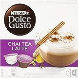 Nescafé Dolce Gusto - Chai Tea Latte - Cápsulas de Té - 16 Cápsulas
