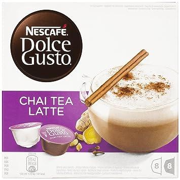 NESCAFÉ Dolce Gusto Chai Tea Latte | Pack de 16 Cápsulas: Amazon.es: Amazon Pantry