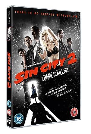 Sin City 2: A Dame to Kill For [DVD]: Amazon co uk: Joseph
