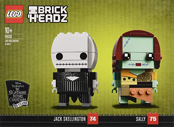 Jack Skellington LEGO 71024 Disney Series 2 The Nightmare Before Christmas
