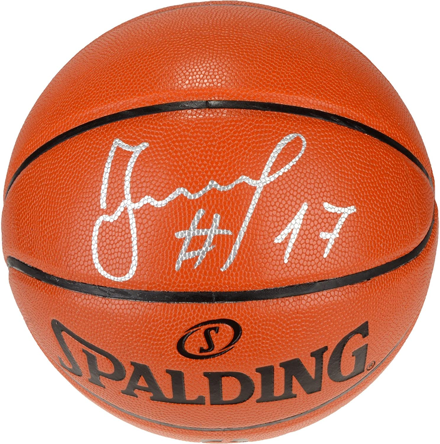 Jonas Valanciunas Toronto Raptors Autographed Indoor/Outdoor Basketball - Fanatics Authentic Certified