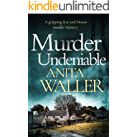 Murder Undeniable: a gripping murder mystery