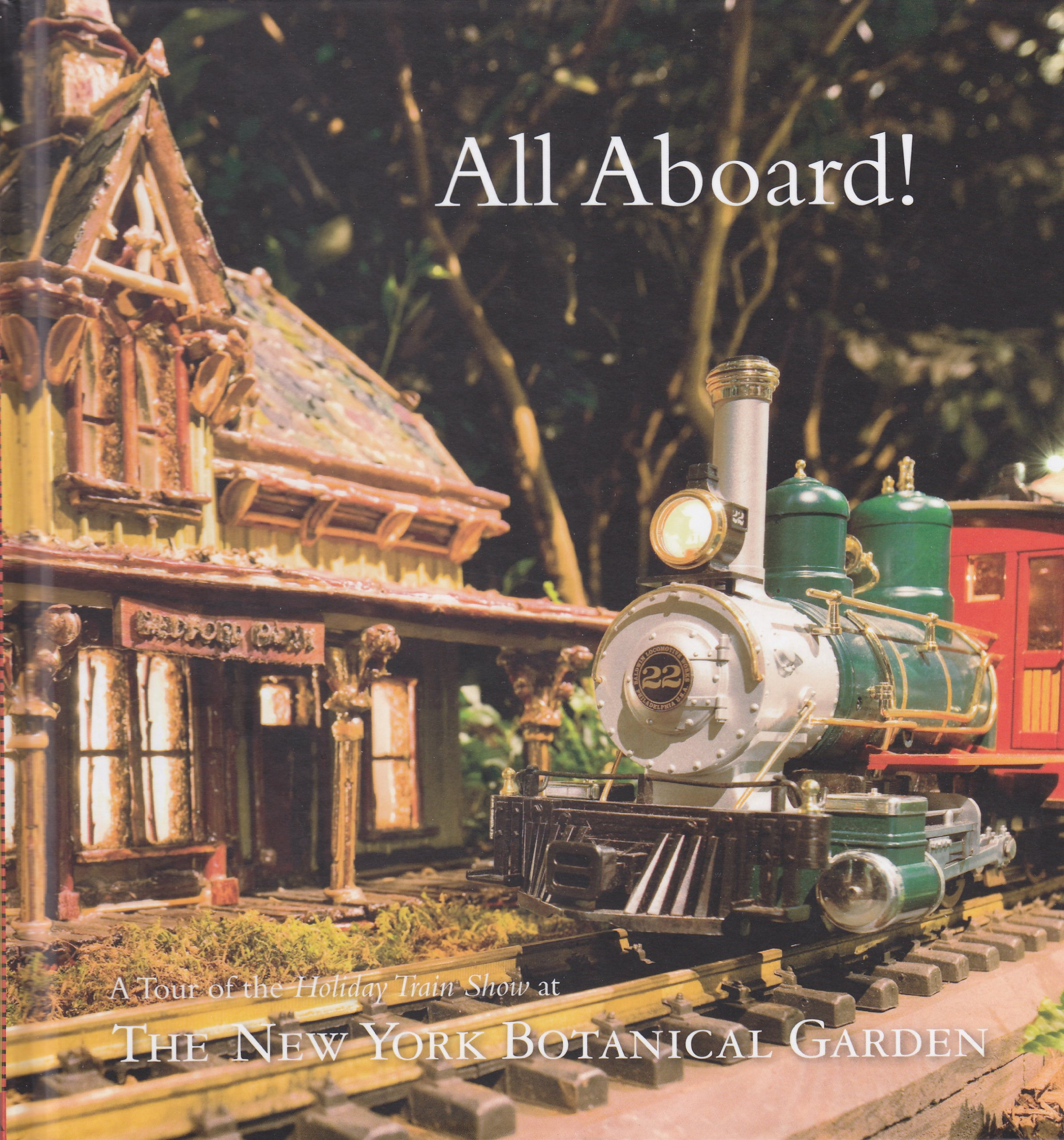All Aboard A Tour Of The Holiday Train Show At The New York