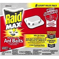 Raid Max Double Control Ant Baits 8 ct