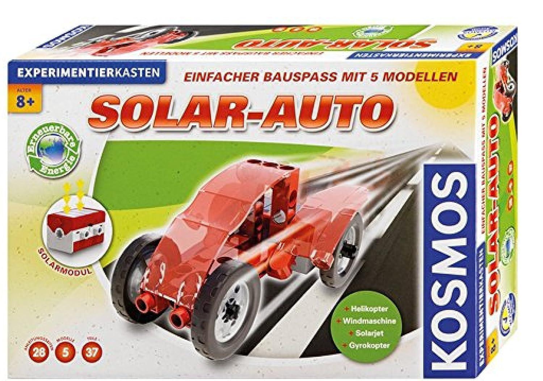 KOSMOS Experimentierkasten Experimentierkasten B01JGZXDOE Solar-Auto KOSMOS [並行輸入品] B01JGZXDOE, 蓬田村:9778ffb4 --- publishingfarm.com