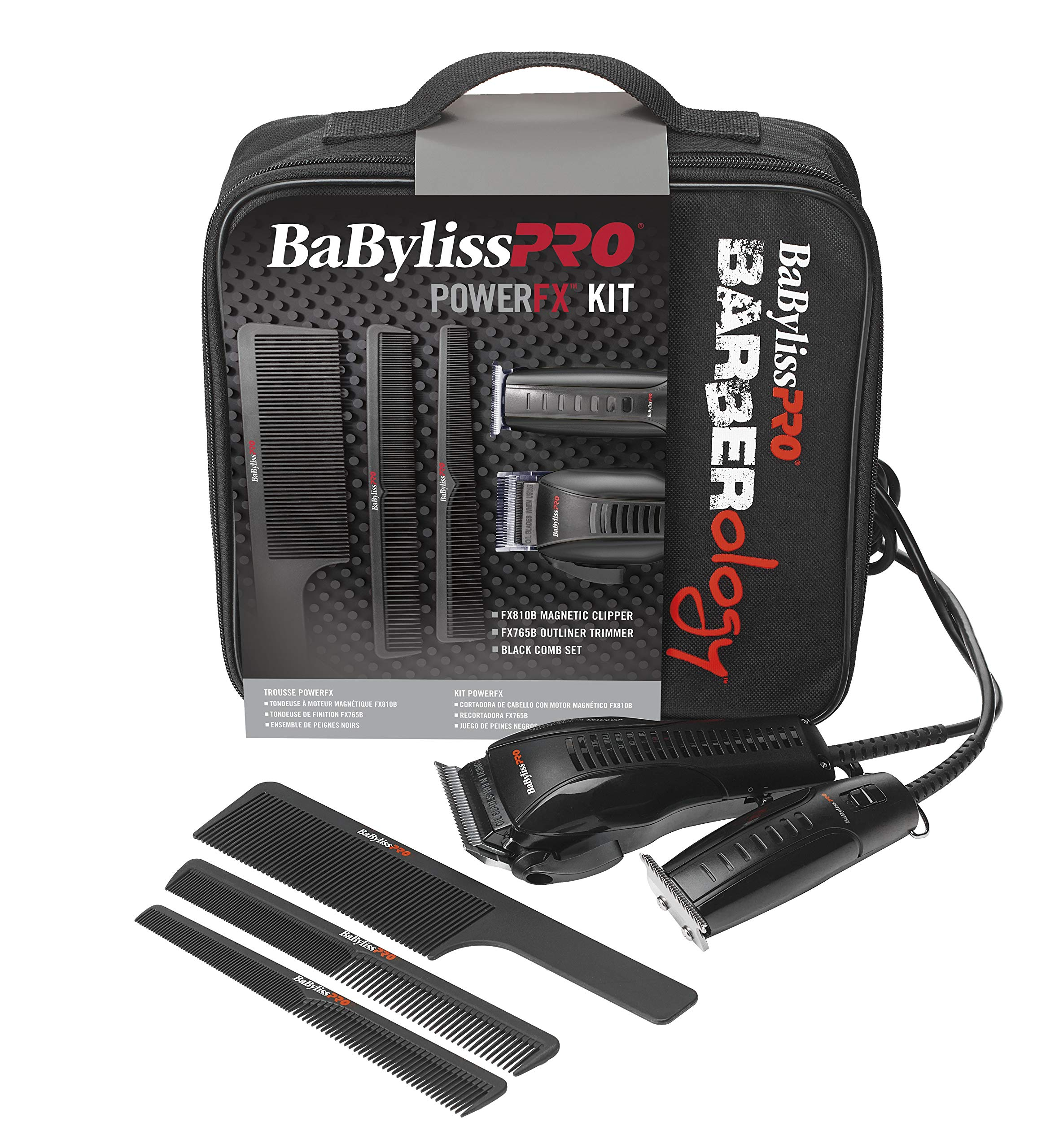 - 91GpJKEVu8L - BaBylissPRO Powerfx Kit Fx810b and Fx765b Combo