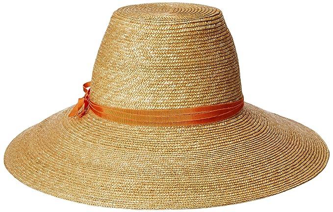 feb72c3704d Gottex Women s Cote D Azur Fine Milan Straw Sun Hat Rated