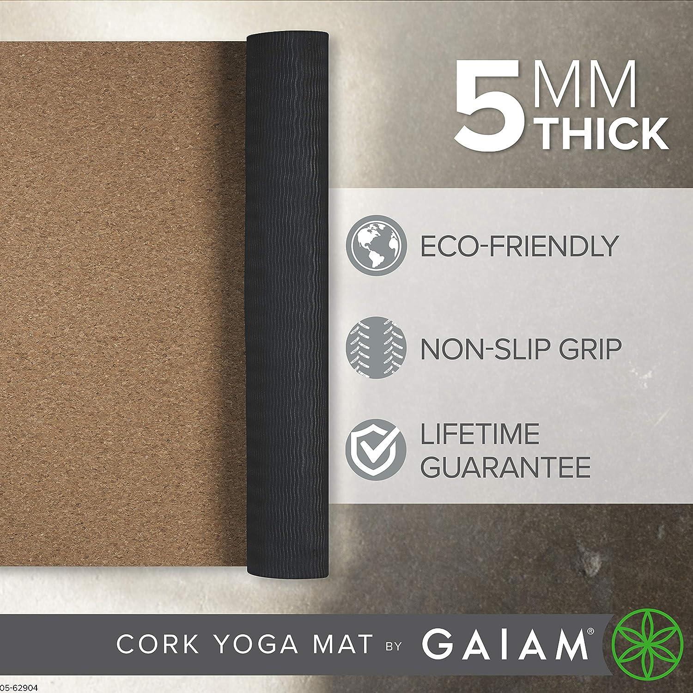 Yoga Esterilla Ecológica Gaiam