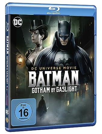 Batman - Gotham By Gaslight [Alemania] [Blu-ray]: Amazon.es ...