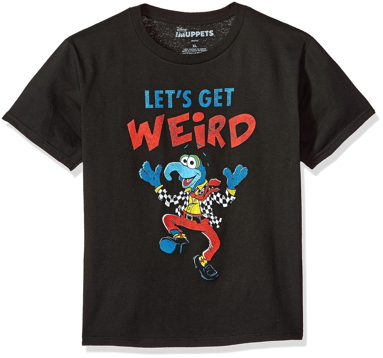 Disney Boys The Muppets T-Shirt DSMU107YSC1P1XX