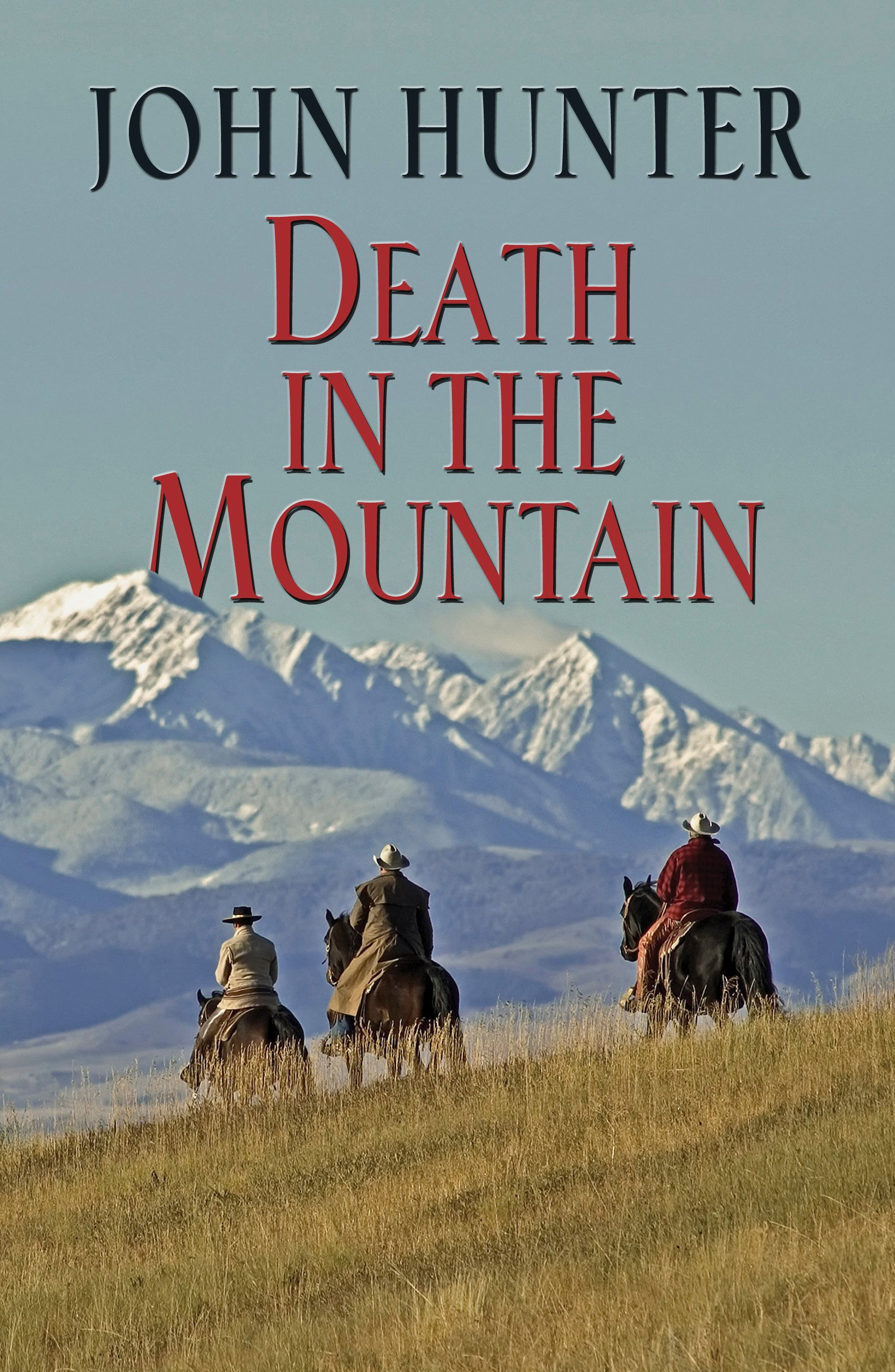 Death In The Mountain (Wheeler Publishing Large Print Western) ebook