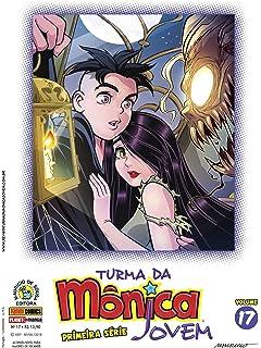 91c7f8dc96b387 Turma da Mônica Jovem. Primeira Série - Volume 16 - Livros na Amazon ...