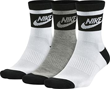 Nike NSW Women 3Ppk Low Pack 3 Pares de Calcetines, Mujer, Rojo, S: Amazon.es: Deportes y aire libre