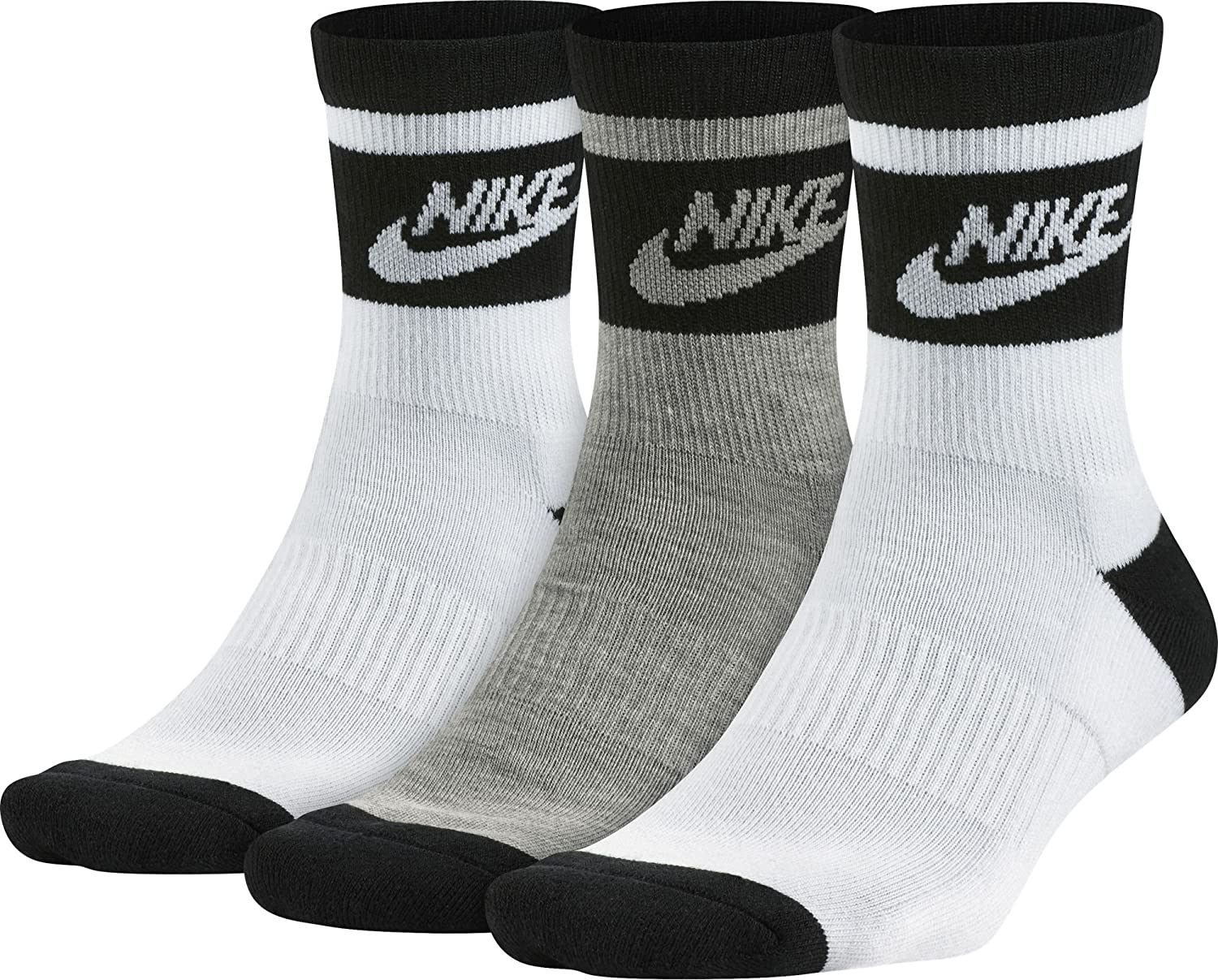 Nike NSW Women-3PPK Low Pack 3 Pares de Calcetines, Mujer ...