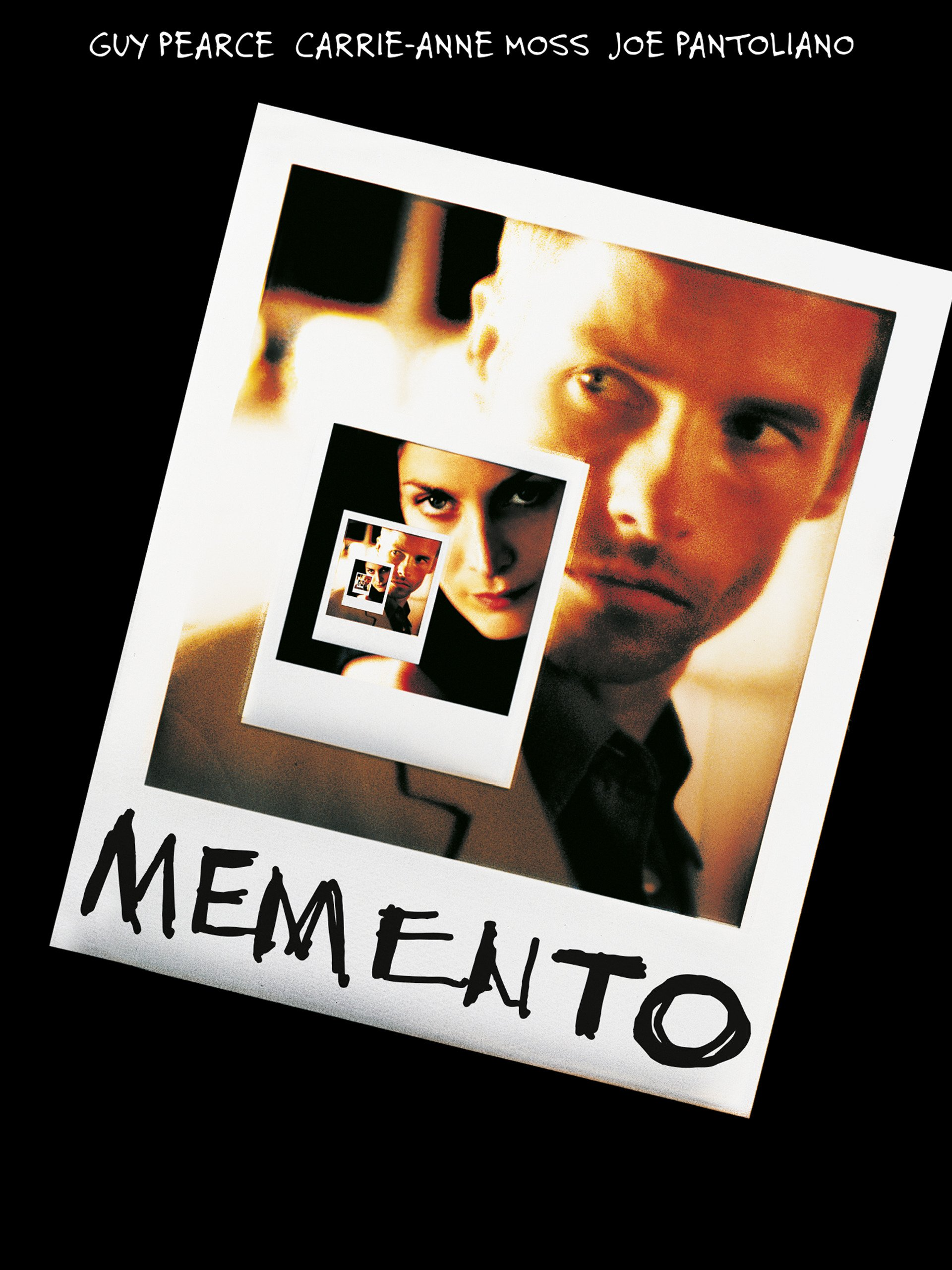 Image result for memento movie poster