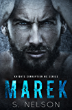 Marek (Knights Corruption MC Series Book 1) (English Edition)