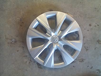 Amazon Com 15 Inch 2014 2015 Toyota Corolla Oem Silver Painted