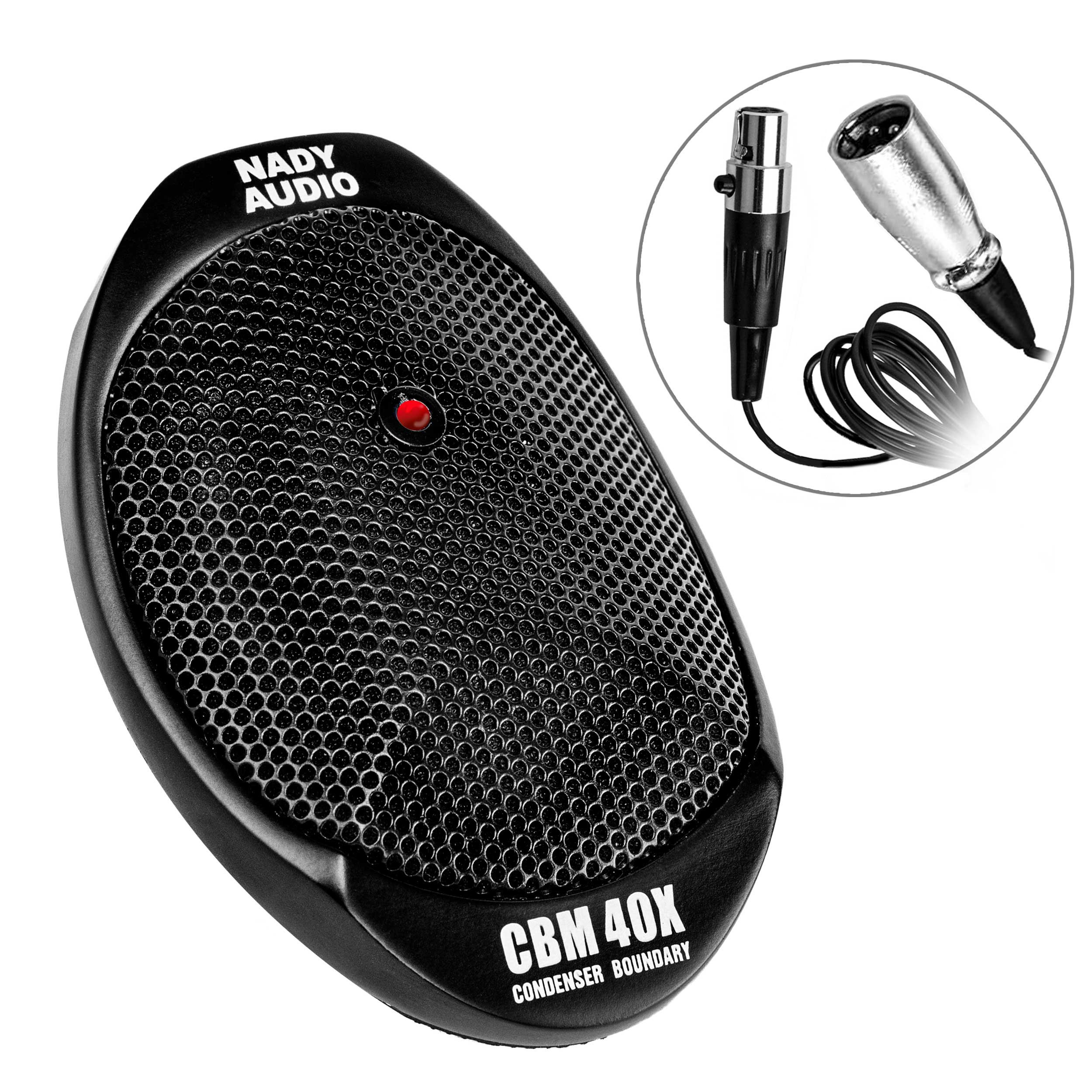 Microfono Nady CBM 40X Condenser Boundary ...