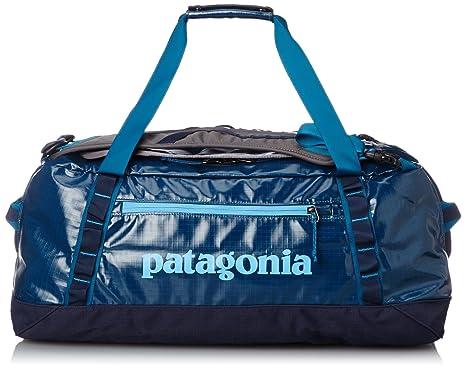 0c0dda0419 Patagonia Unisex Black Hole 60L Duffle Bag   Underwater Blue  Amazon ...