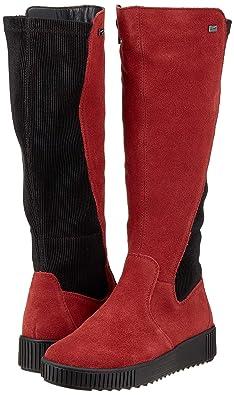 Altas Y R7975 es Remonte Mujer Complementos Botas Zapatos Para Amazon E4wn7q