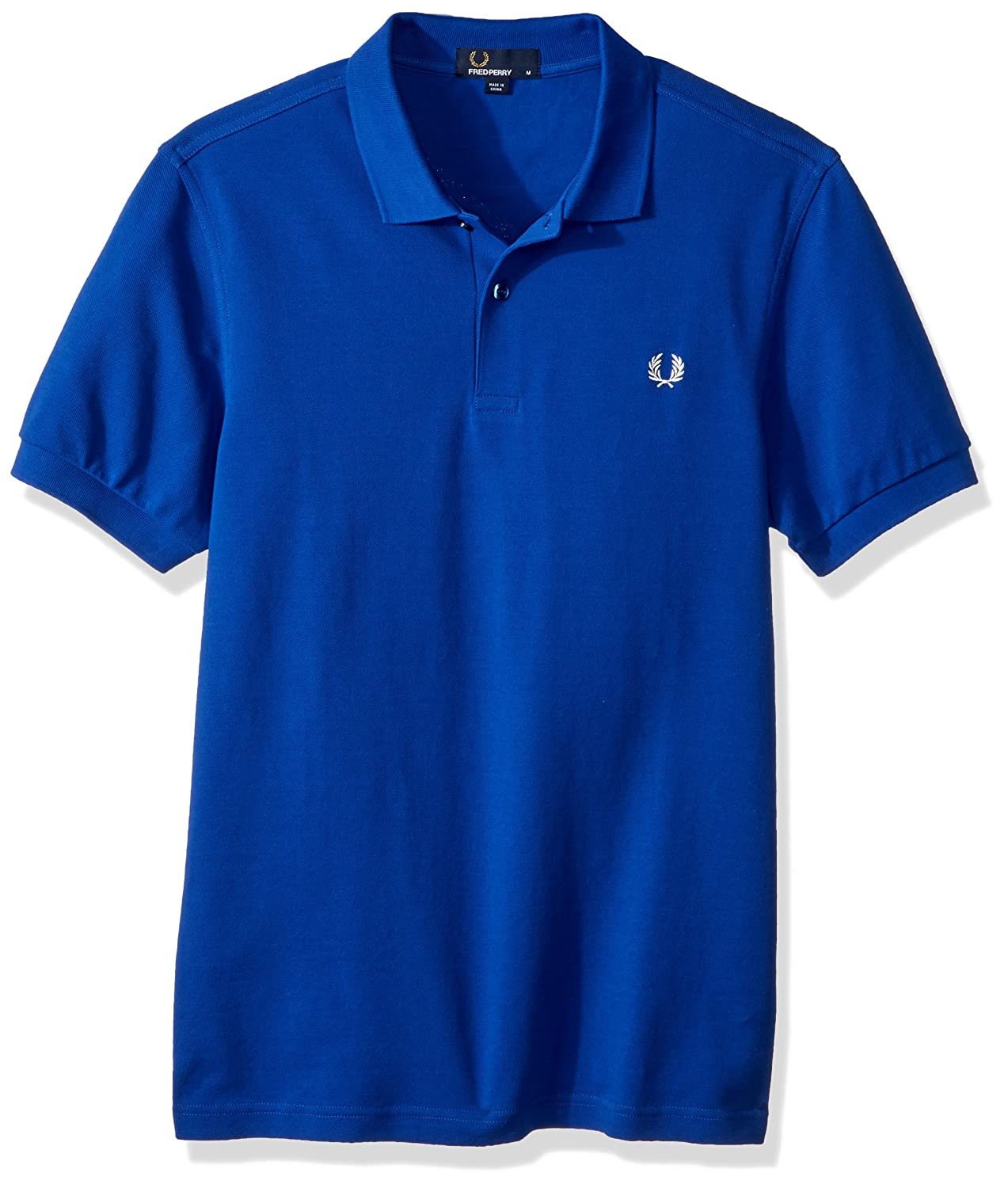 Bleu (Regal   Snow blanc F80) XL Frouge Perry Polo Homme
