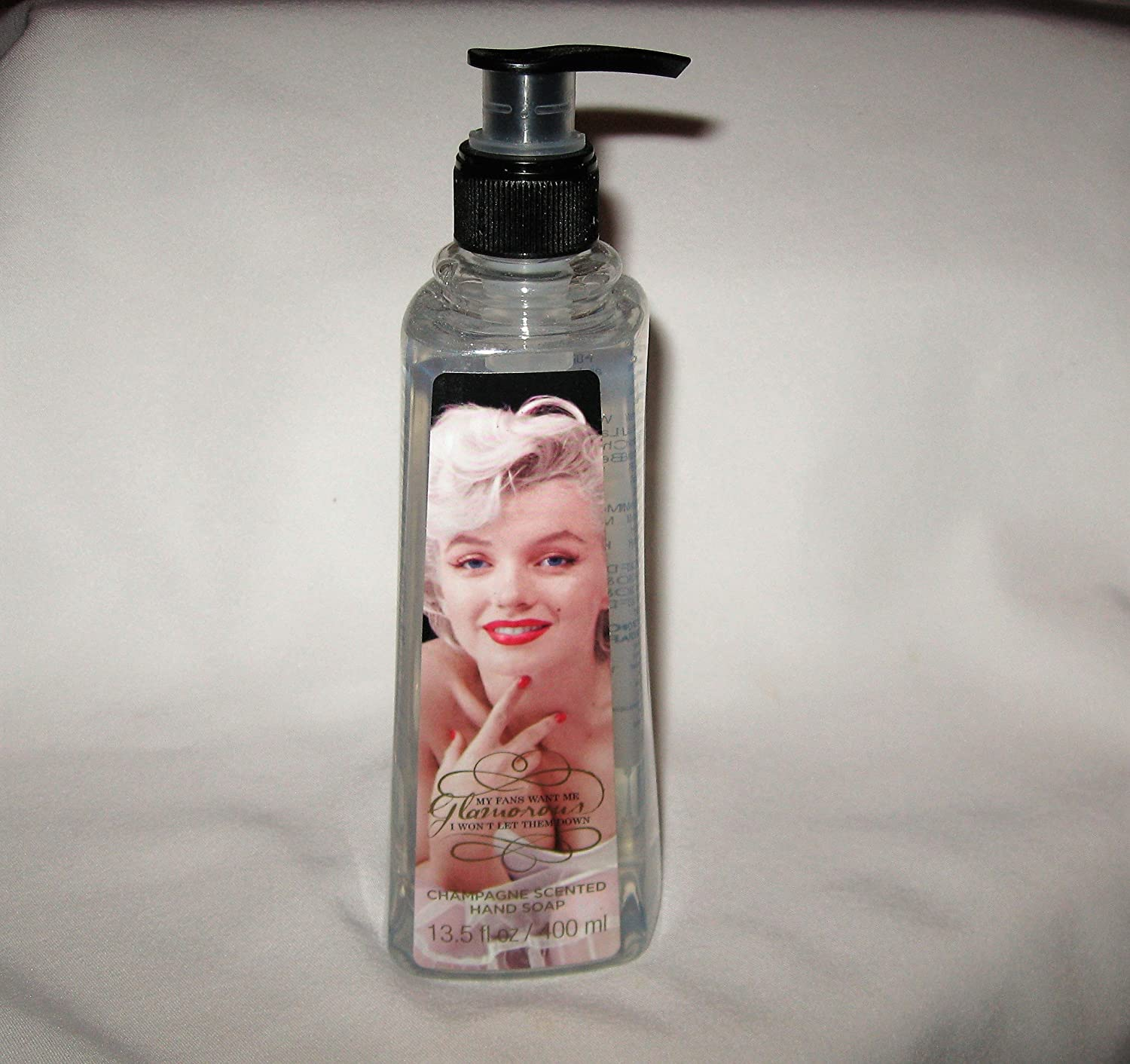 Marilyn Monroe  Ceramic Soap Dispenser New