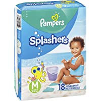 Pampers 2-Pack of Size 4 18 Count Splashers Disposable Swim Diapers