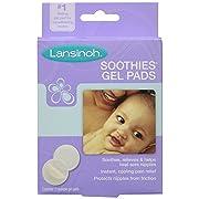 Lansinoh Laboratories Soothies Gel Pads, 6 Count