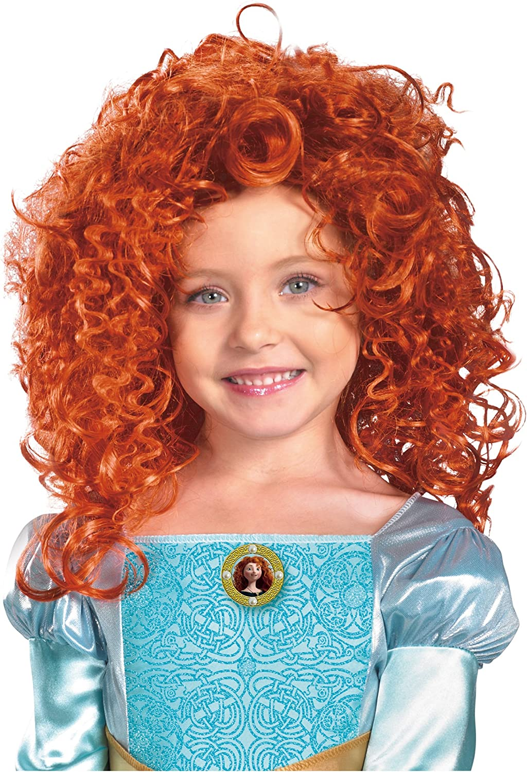 Disguise Costumes Brave Merida Wig