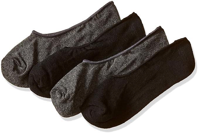 Chromozome Men's Liners Socks (Pack of 4)