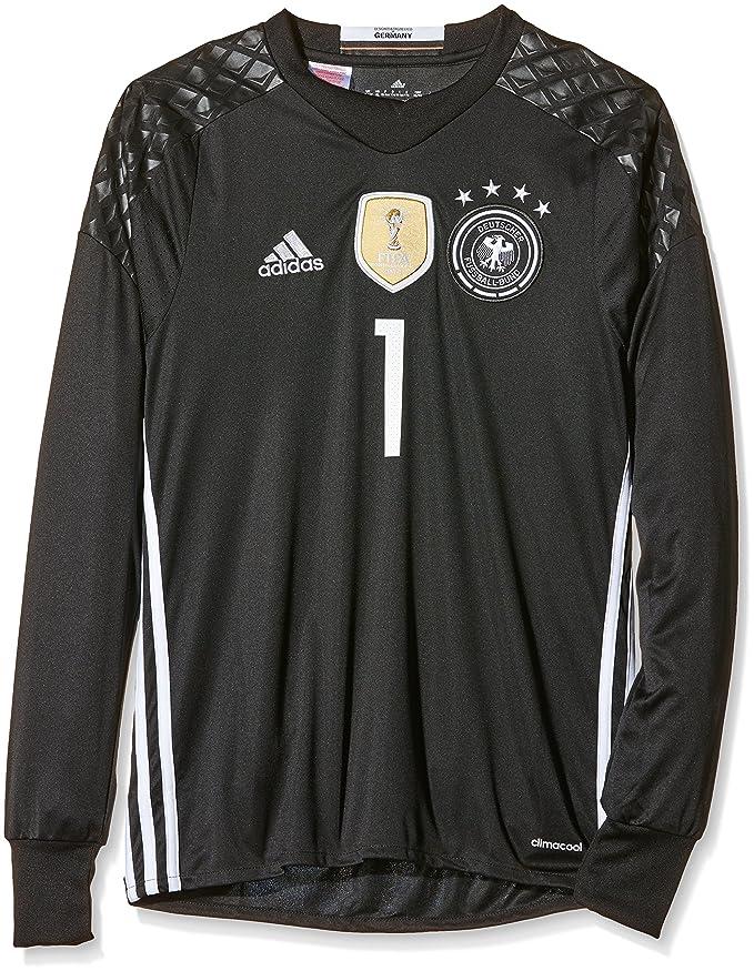 adidas Kinder Trikot DFB Goalkeeper Jersey Youth Neuer