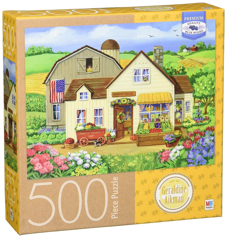 Backyard Selfie 50014 Ceaco Perfect Piece Count Puzzle