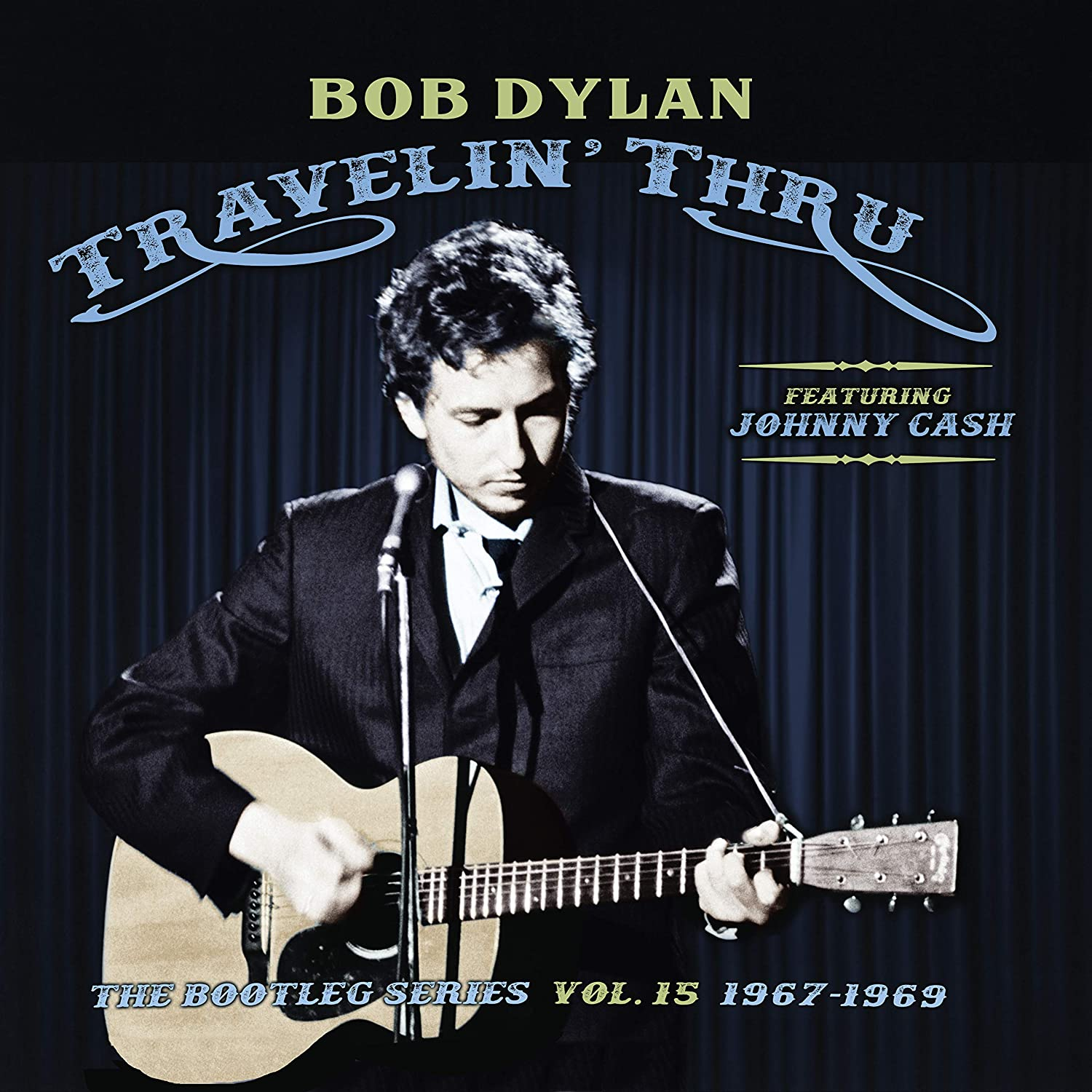 Buy BOB DYLAN – The Bootleg Series Vol 15: Travelin' Thru, 1967-1969 New or Used via Amazon