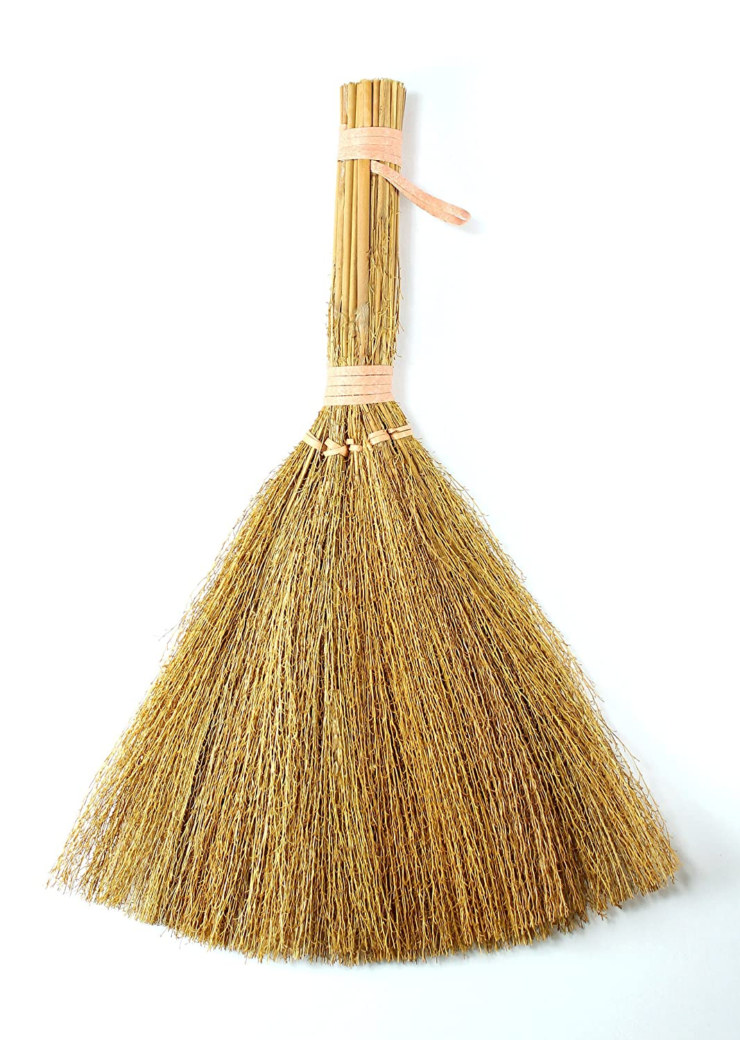 Amazon 12 Inch Natural Straw Small Craft Brooms 12 Pieces Arts