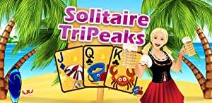 Pyramid Tri Peaks Beach Solitaire Free – Card Towers Game Pack for Kindle Fire by Sankeerna C Wali