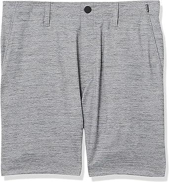 Amazon Com Hurley Dri Fit Marwick Pantalones Cortos Para Hombre 18 0 In Clothing