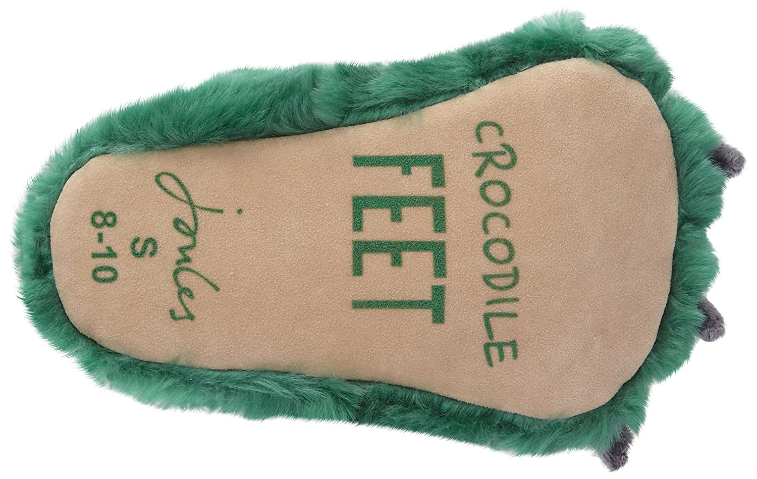 774056d1fbf8 Joules Boy s JNR Monster Feet Arm Warmers Green (Croc) Small  Amazon.co.uk   Shoes   Bags