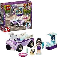 LEGO Friends 4+ Emma's Mobile Vet Clinic 41360 Building Kit (50 Pieces)