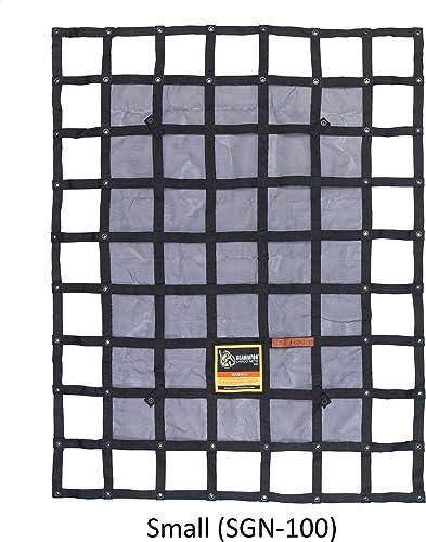 Gladiator Cargo Nets SGN-100 Heavy Duty Truck Cargo Net