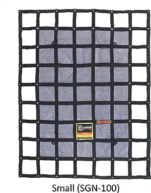 Gladiator Cargo Gear SGN-100 Cargo Net - Small 4.75' x 6'