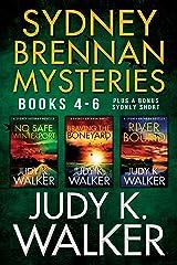 The Sydney Brennan Mystery Series: Books 4-6 (Sydney Brennan Mysteries Box Set Book 2) Kindle Edition