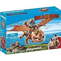 Playmobil - 9460 - Varek et Bouledogre