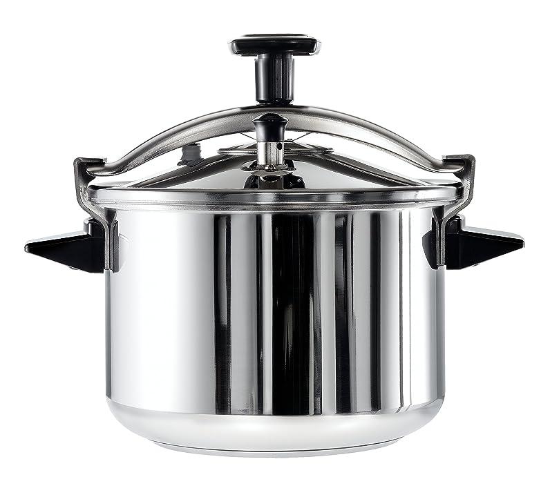 Seb Autocuiseur Inox P0531100 Authentique 8L: Amazon.fr: Cuisine ...