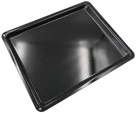 Kochstar k1030ee Placa a Horno 41 x 32 x 2 cm, Esmalte, Negro, 41 ...