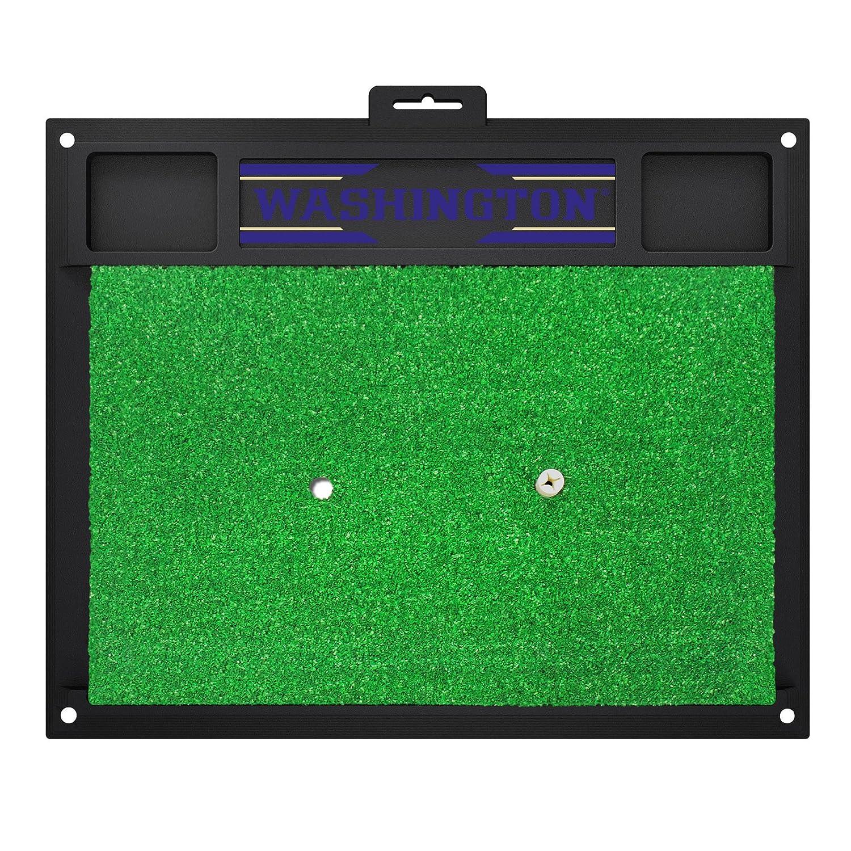 NCAA University of Washington Huskies Golf Hitting Matゴルフ練習アクセサリー   B07F1WNPXP