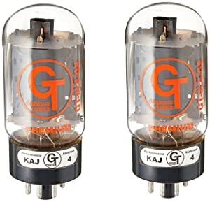 Groove Tubes GT-6L6-GE Medium Duet Amplifier Tube