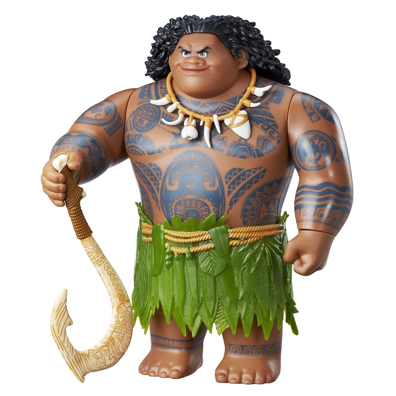 Amazon.es: Vaiana Disney Girls Maui el semidiós (Hasbro C0152EU4): Juguetes y juegos