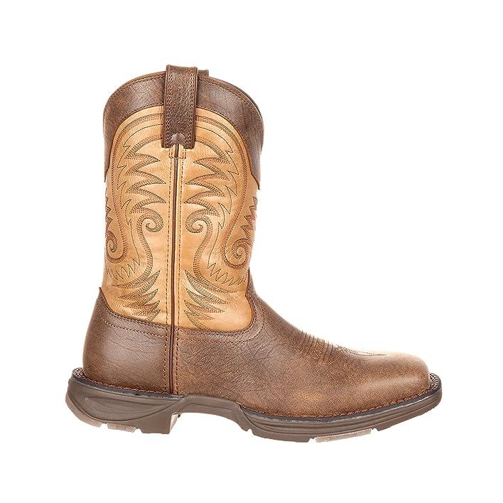 "Men's 11"" Ultralite Square Toe Western Boot-DDB0109"