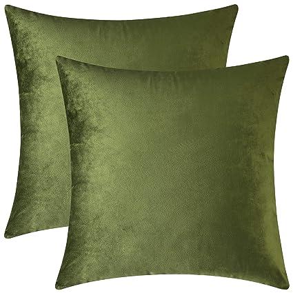 Amazon.com: Mixhug - Juego de 2 fundas de almohada ...